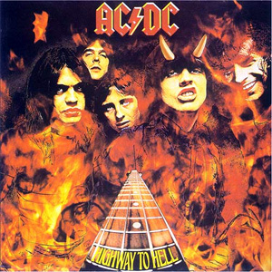 ACDC Highway To Hell AUS 1