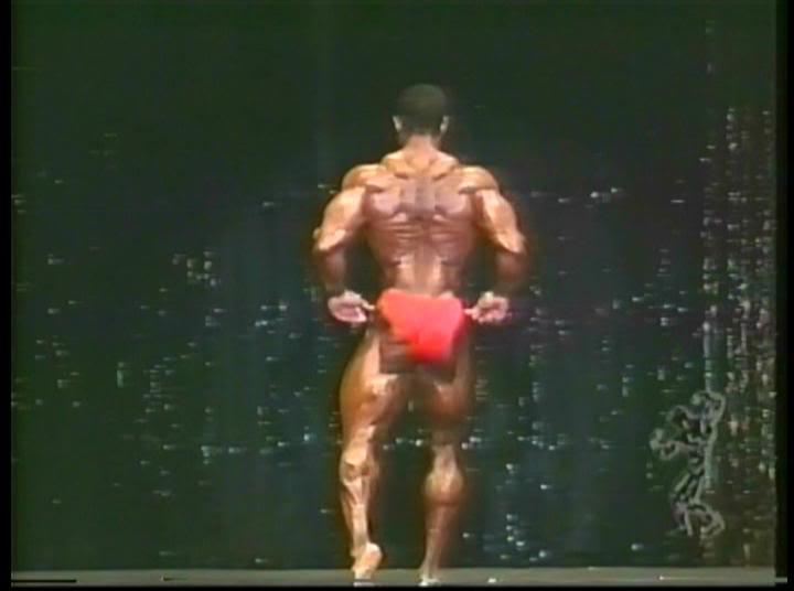 Flex Wheeler - 1993 Arnold Classic - PICS !!!