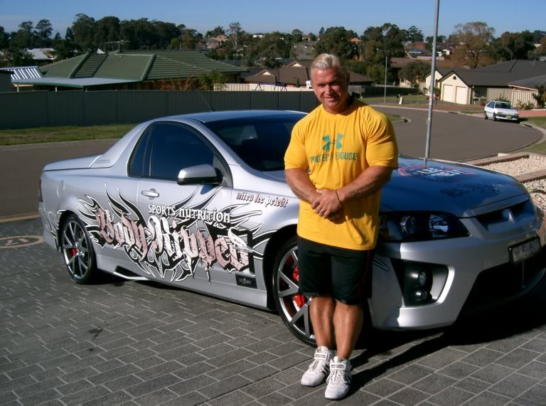 LEE PRIEST'S NEW HOLDEN MALOO!