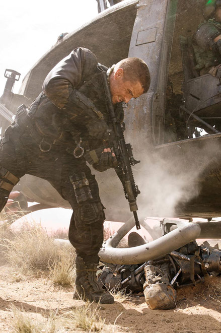 A pic from Terminator Salvation