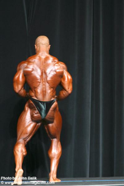 Phil Heath vs. Gustavo Badell (Arnold Classic 2007)