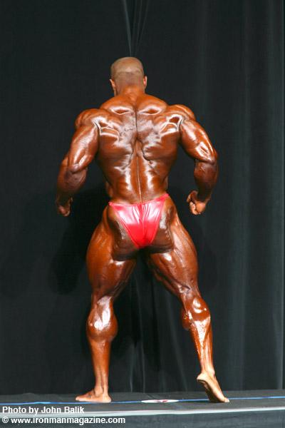 Victor Martinez vs. Dexter Jackson (2007 Arnold Classic)