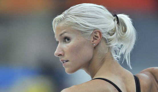 Finnish swimming beauty:Hanna-Maria Sepp�l�