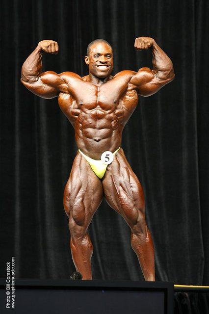 Melvin Anthony (2006 vs. 2008)