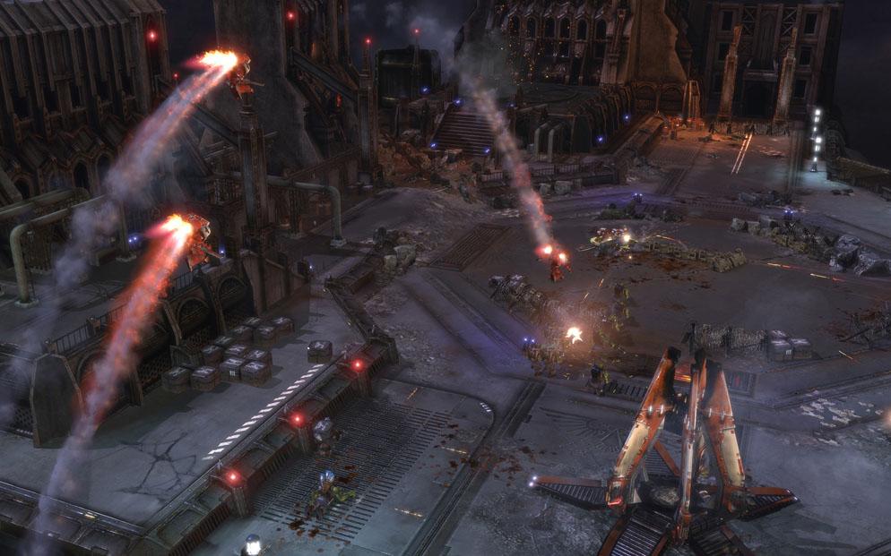 Dawn of War 2 Cinematic Trailer