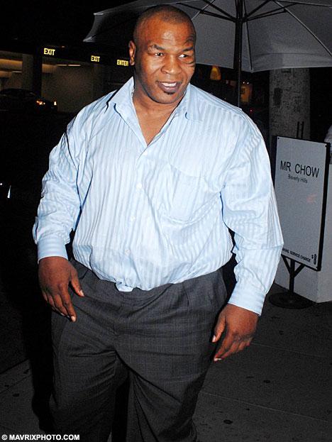 Mike Tyson Outta Nowhere