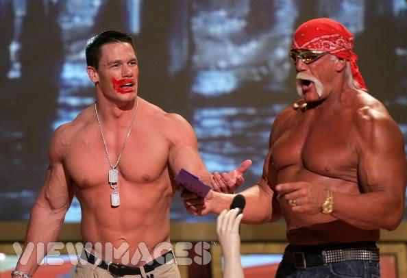 John Cena - Raw Deadlift.