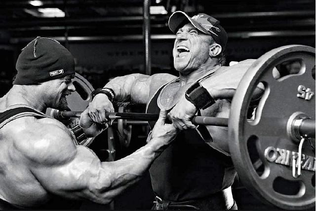 MARKUS AND BRANCH DELTS TRAINING