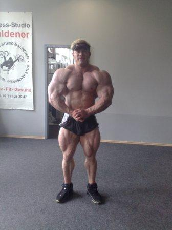 Dennis Wolf 8 weeks out
