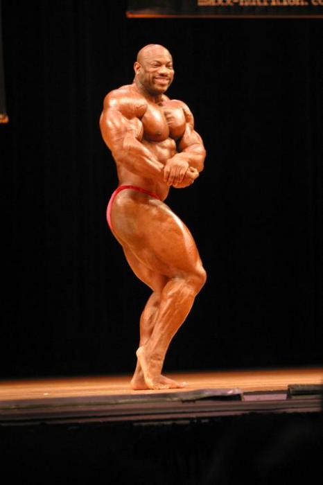 Dexter Jackson 6 weeks out
