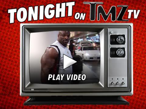 Ronnie Coleman on TMZ TV tonight