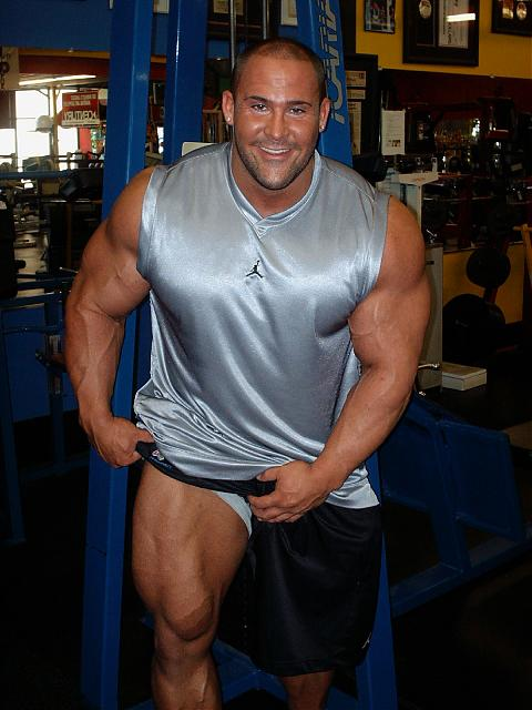 Trey Brewer - August 2008