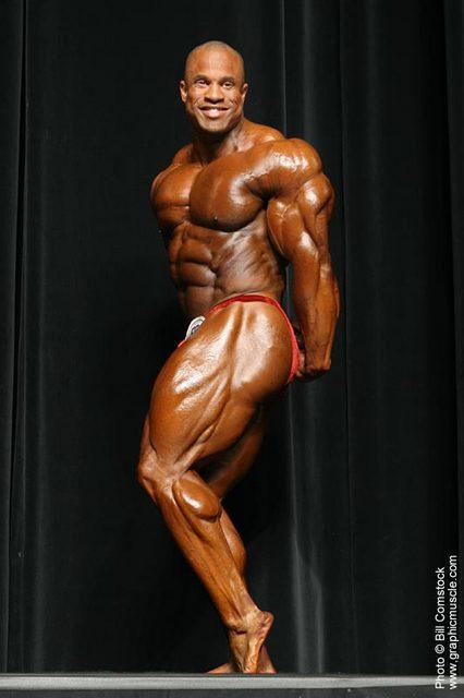 Victor Martinez (2006 vs 2007 Arnold Classic)