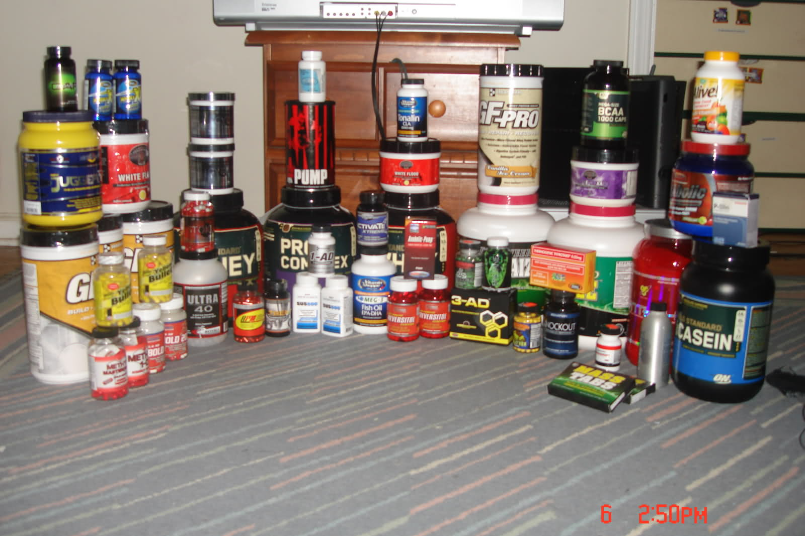 Post your supplement stash