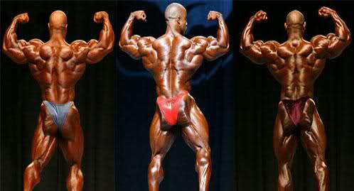 Dexter & Phil (2008 Olympia) Vs Victor(2007 Olympia)