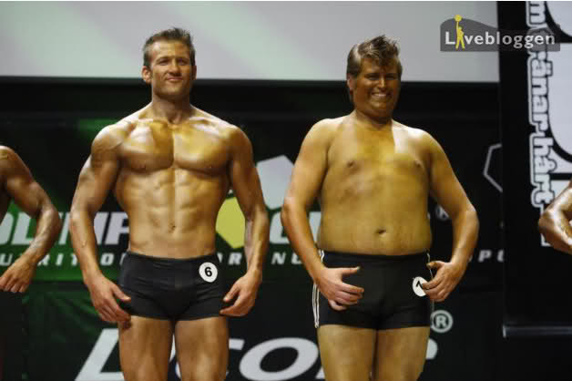 Great fitness-competitors from Sweden!