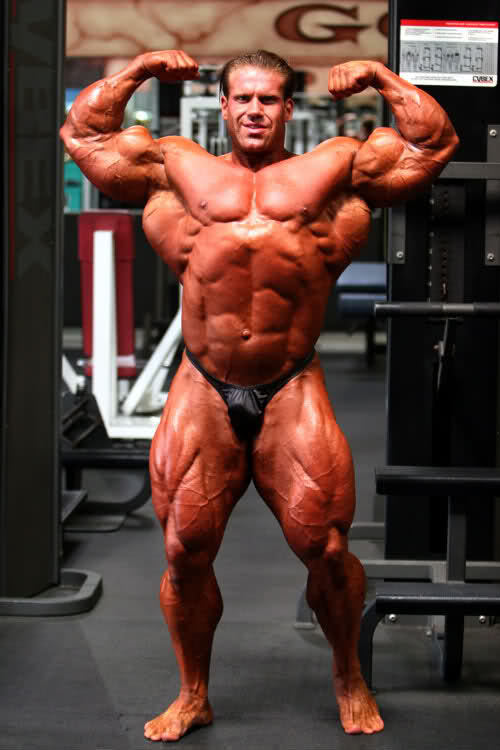JAY CUTLER PICS 2 WEEKS OUT OLYMPIA 2006!!!