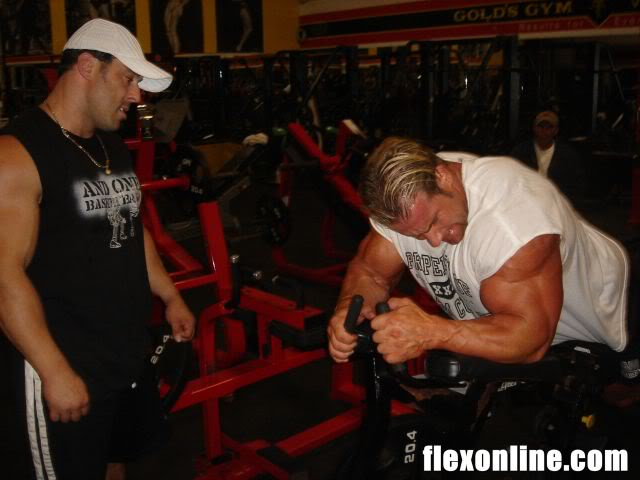 Jay Cutler 2 weeks out!(THE MAKING OF JAY 'S NEW DVD)