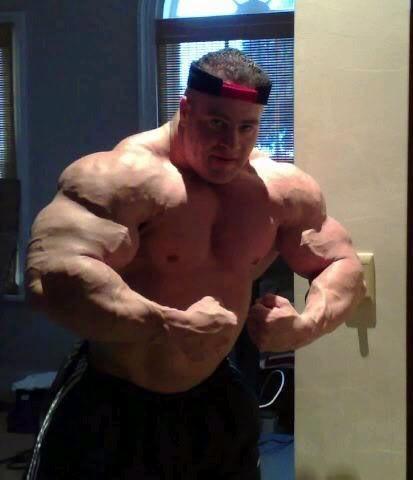 Biggest bodybuilder ever