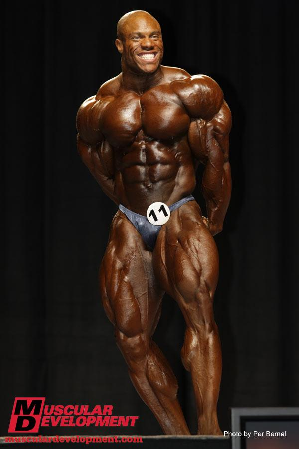 Phil Heath is awesome!!
