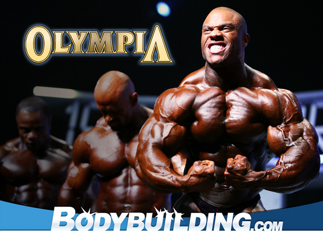 NEW PHIL HEATH'S WALLPAPER OLYMPIA 2008