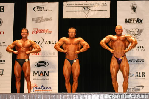 Dave Bourlet(madmax6) winner of the TOC novice heavyweight