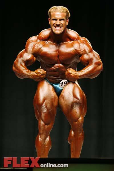 Phil Heath vs. Jay Cutler