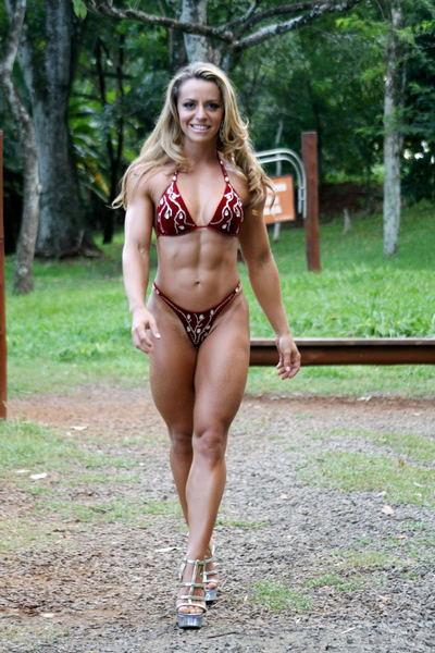 Juliana malacarne - brazilian body fitness and figure ifbb pro