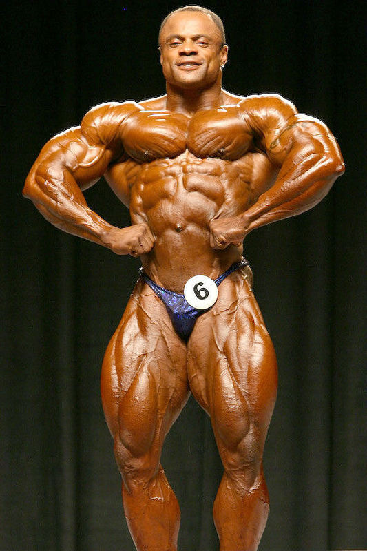 Mr Olympia - You Be The Judge