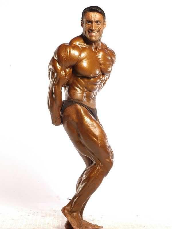Ali Tabrizi-The Overall IFBB Bodybuilding World Champion In 2006