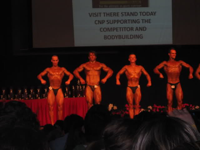 My Bodybuilding Show Pictures - ANB Victorian Titles