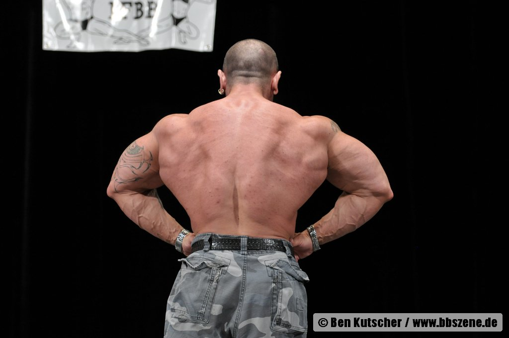 Migger Milazzo 12 days out
