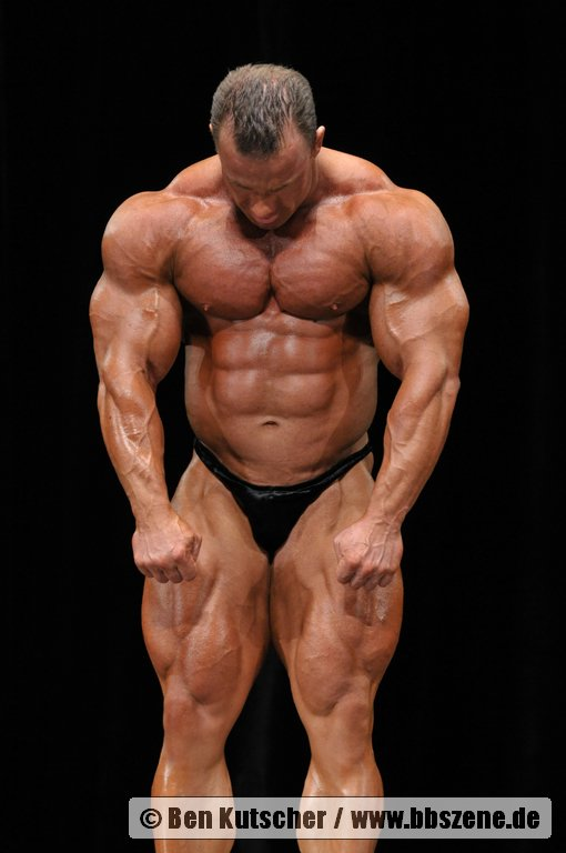 Ronny Rockel 6 days out