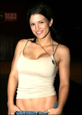 Gina Carano....so close...