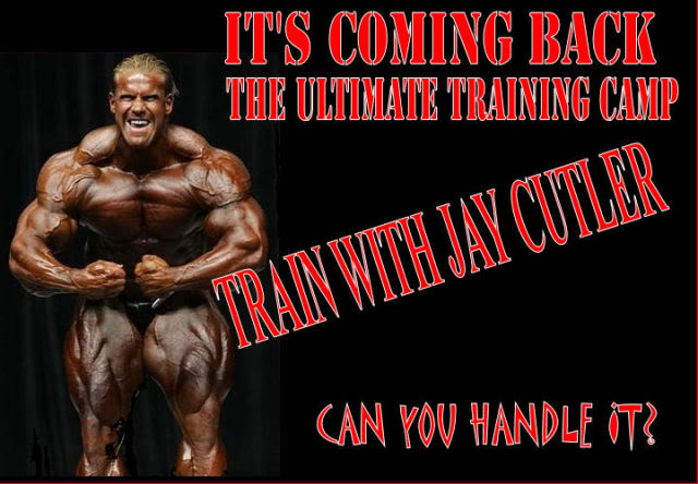 Jay Cutler's training camps are back!