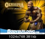 NEW WALLPAPER MR. OLYMPIA DEXTER JACKSON