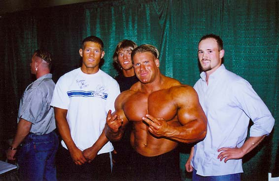 Good Times - JAY, RONNIE AND GUNTER GUESTPOSING AT 2003 EMERALD CUP