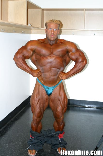 Jay Cutler - 20 min before PJ
