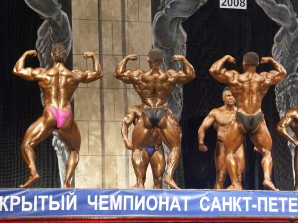 New Alexey Lesukov pics