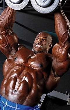 10 GREAT PICS OF RONNIE COLEMAN