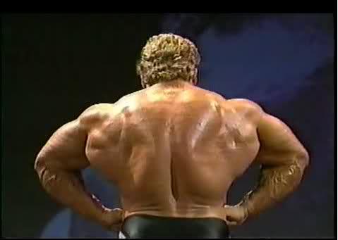 Dorian Yates at the 1992 Emerald Cup