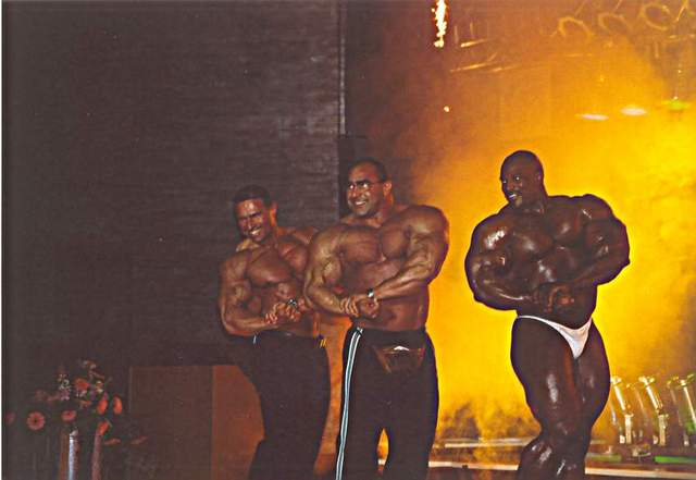 Ronnie Coleman 1989 - 1990 (First Competition)