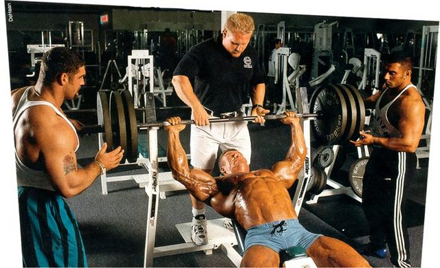 Exercises Seated Dumbbell Press