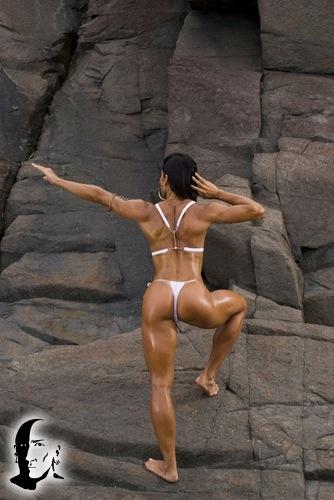 GAL FERREIRA - BRAZILIAN ATHLETE - BODY FITNESS