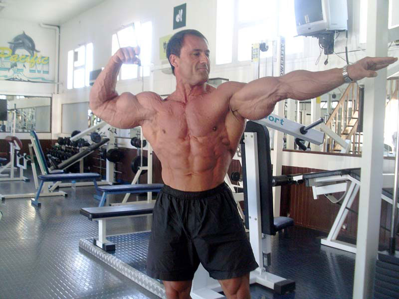 The 51 Years Old Francis Benfatto Comeback