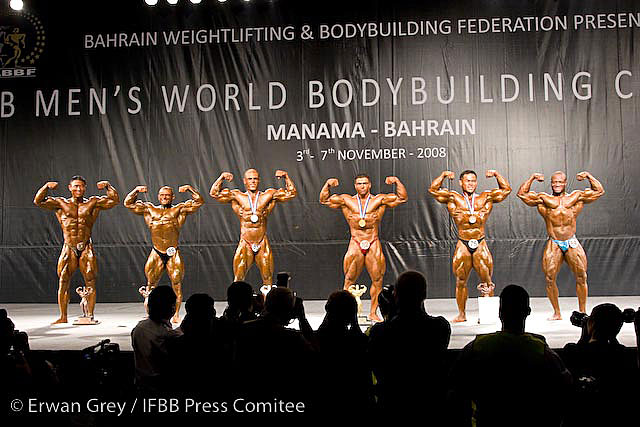 World Championships Bahrein (Pictures & Results)