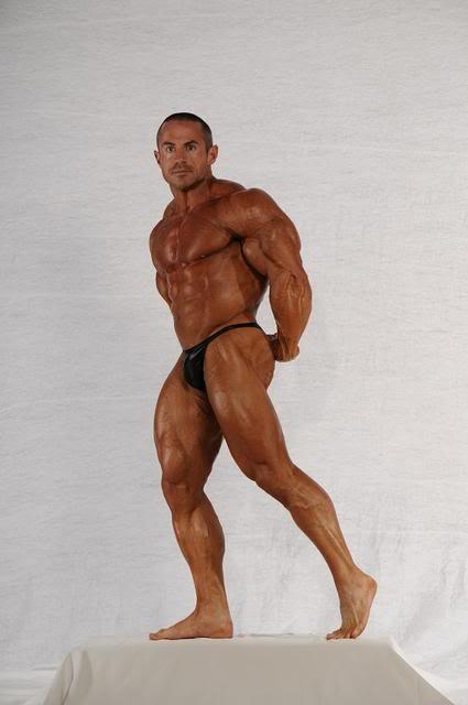 James Llewellin-A Fresh Pro Bodybuilder From Great Britain