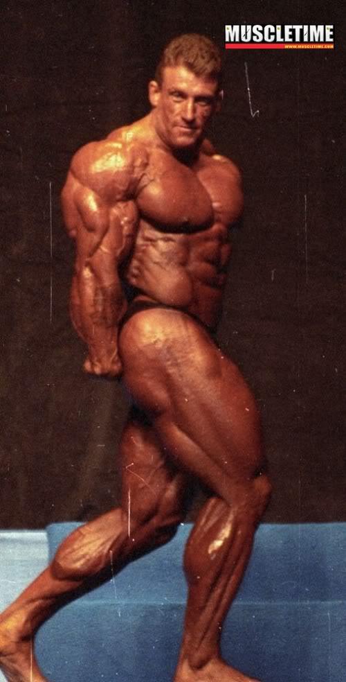 Thread: dorian yates 1993 MR OLYMPIA