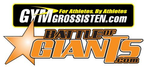 BATTLE OF GIANTS : RESULTS & PICS
