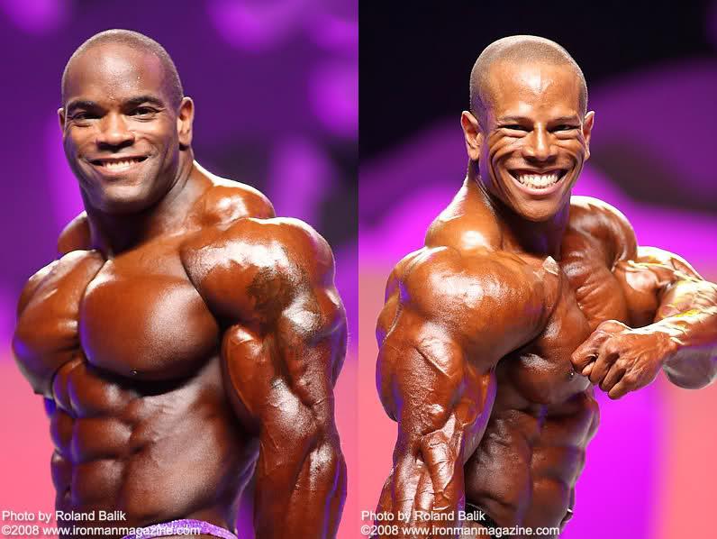 Johnny Jackson vs. David Henry - Mr.O 2008